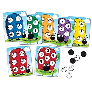 Learning Resources® 10 on the Spot!™ Ten Frame Game