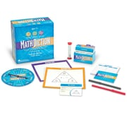 Learning Resources® MathDiction™ A Math Vocabulary Game, Grades 2-4