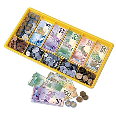 Learning Resources® Canadian Classroom Money Kit