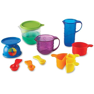 Learning Resources® Primary Science Mix and Measure Set