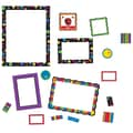 Learning Resources® Circles and Stripes Magnetic Frames Set, 17/Set