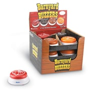 Learning Resources® Barnyard Answer Buzzers, 12/Set