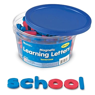 Learning Resources® Lowercase Magnetic Learning Letters
