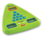 Learning Resources® Minute Math Electronic Flash Card, Grade 1 - 3