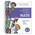 Learning Resources® Literacy Assessment and Intervention Math Handbook, Grades K-1