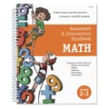 Learning Resources® Literacy Assessment and Intervention Math Handbook, Grades 2-3