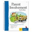 Learning Resources® Parent Involvement Math Activities Book, Grades K-3