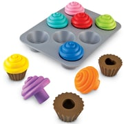 Learning Resources® Smart Snacks® Shape Sorting Cupcakes Toy Food