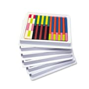Learning Resources® Cuisenaire® Wooden Rods Multi-Pack, 6/Set