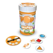 Learning Resources® Pop For Shapes™ Game, Grades PreK-3