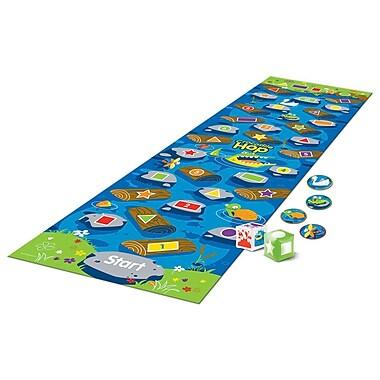 Learning Resources® Crocodile Hop™ Floor Mat Game, Grades PreK+