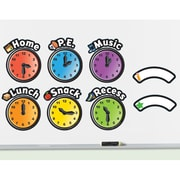 Learning Resources® Magnetic Daily Schedule Clock