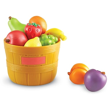 Learning Resources® New Sprouts® Bushel of Fruit
