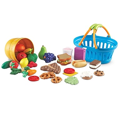 Learning Resources® New Sprouts® Deluxe Market Set