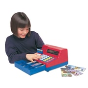Learning Resources® Pretend & Play® Calculator Cash Register With Canadian Money