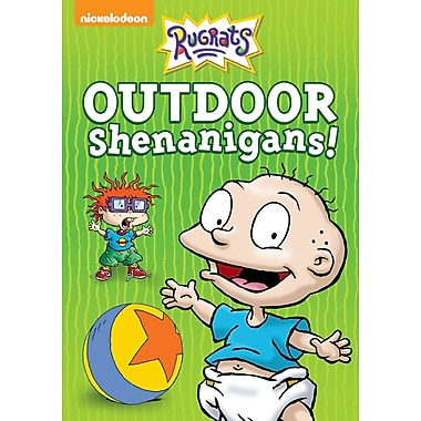 Rugrats: Outdoor Shenanigans! (DVD)