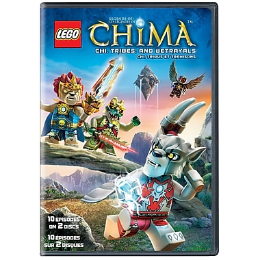 Lego Legends of Chima: Season 1 Part 2 (DVD)