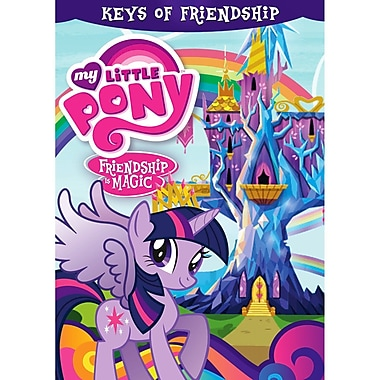 My Little Pony Friendship is Magic: The Keys of Friendship (DVD)