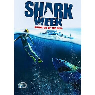 Shark Week: Predator of the Deep (DVD), anglais seulement