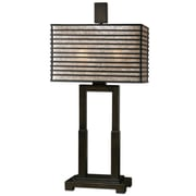 """Uttermost Becton 29"""" Table Lamp, Oil-Rubbed Bronze"""