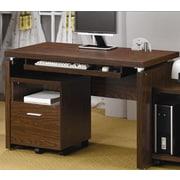 Wildon Home   Castle Pines Computer Desk; Oak