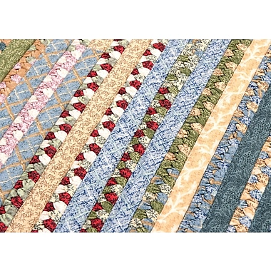 Colonial Mills Market Mix Oval Keepsake Sample Swatch