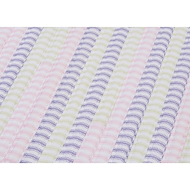 Colonial Mills Ticking Stripe Rect Dreamland Sample Swatch