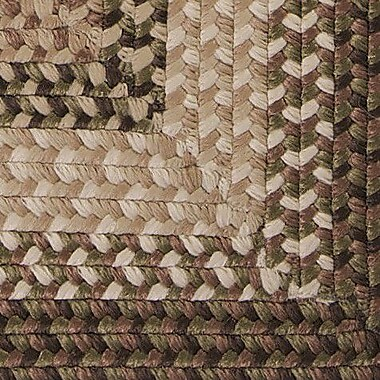 Colonial Mills Tiburon Sample Swatch; Spruce Green