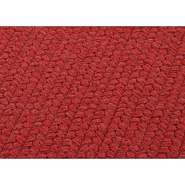 Colonial Mills Courtyard Red Sample Swatch