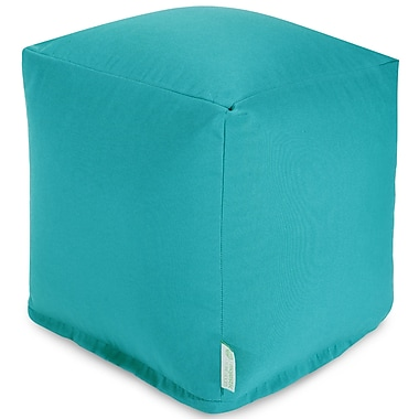 Majestic Home Goods Small Cube; Teal