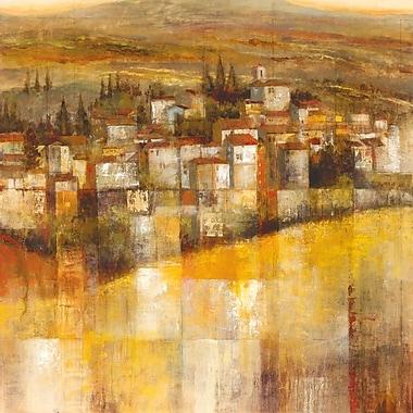 Portfolio Canvas ''Azienda'' Painting Print on Wrapped Canvas