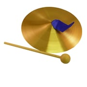 """SUZUKI CY-1 Suspended Cymbal with Mallet 8"""" 6 Bundle"""