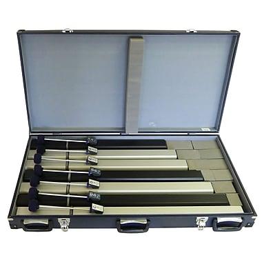 SUZUKI HB-7C ToneChime 7 Note Bass Bar Set with Case