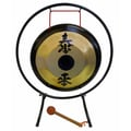 SUZUKI HKG-22 Brass Gong with Stand 22in.