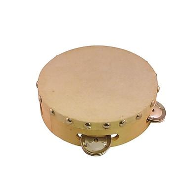 SUZUKI KT-100 HardWoods Tambourine with Head 6