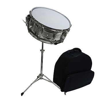 SUZUKI SDK-14 Snare Drum Kit with Pad, Sticks and Case