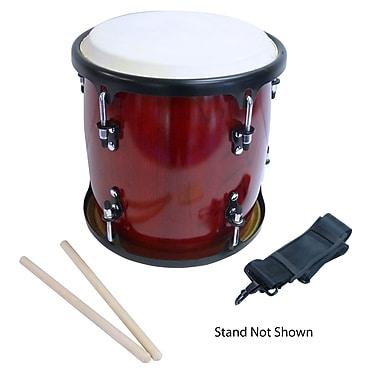 SUZUKI TB-2 Ambour Drum with Stand & Sticks 15.5
