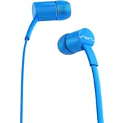 Sol Republic 1112 Jax 1-Button In-Ear Headphone, Electro Blue