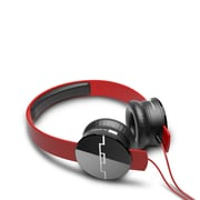 Sol Republic 1211 Tracks V8 On-Ear Headphone, Red