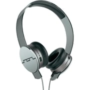 Sol Republic 1241 Tracks HD V10 On-Ear Headphone, Gray