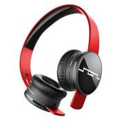 Sol Republic 1430 Tracks Air Wireless On-Ear Headphone, Vivid Red