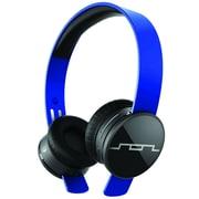 Sol Republic 1430 Tracks Air Wireless On-Ear Headphone, Electro Blue