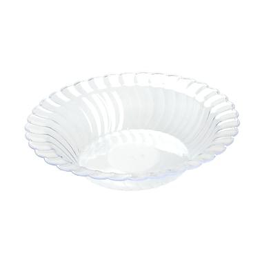 Fineline Settings Flairware 212-CL Soup Bowl, Clear