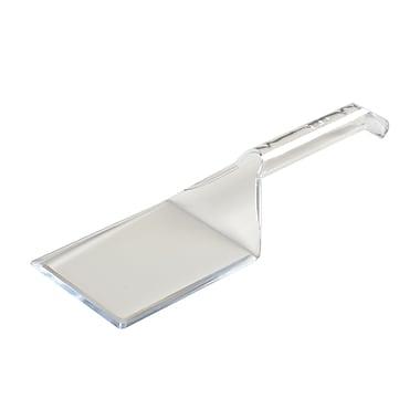 Fineline Settings Platter Pleasers 3313 Sturdy Spatula, Clear