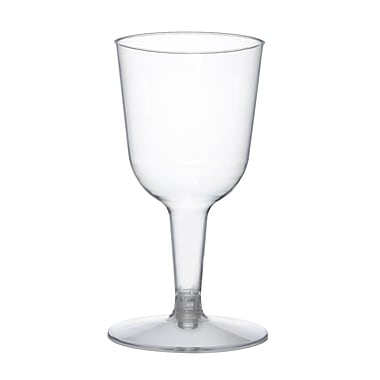 Fineline Settings Tiny Tempts 6415-CL Clear Tiny Wine Goblet