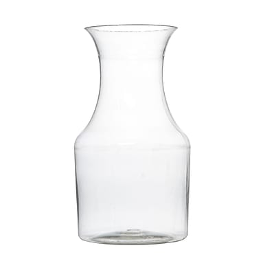 Fineline Settings Tiny Tempts 6417-CL Clear Mini Wine Pitcher