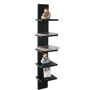 Danya B QBA486 Utility Column Spine Wall Shelves