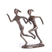 Danya B ZD11022 Joggers Bronze Sculpture