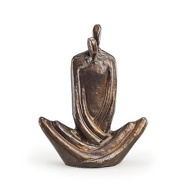 Danya B ZD13134 Couple Embrace Bronze Sculpture