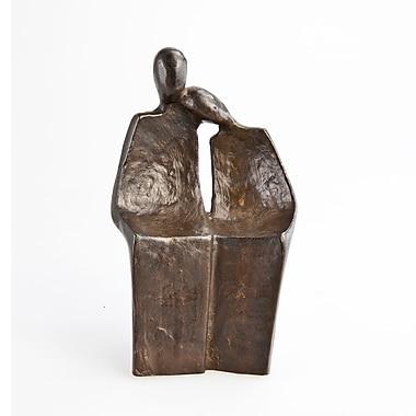 Danya B ZD6361 Mini Couple Cast Bronze Sculpture